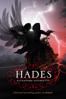Review: Hades by Alexandra Adornetto