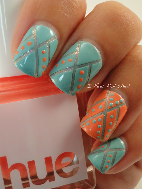 Native American Inspired Nails