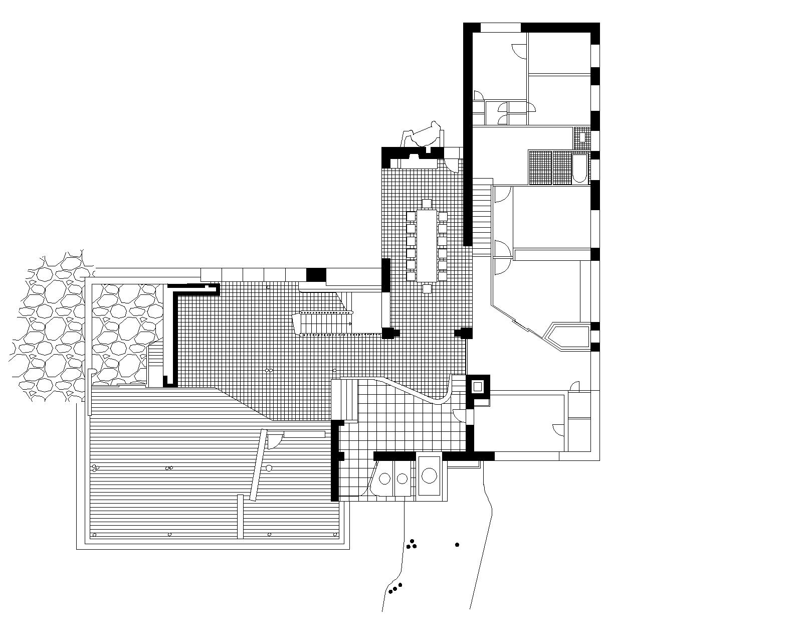 Pin Villa Drawings For Free Download Autocad Blocks Cad