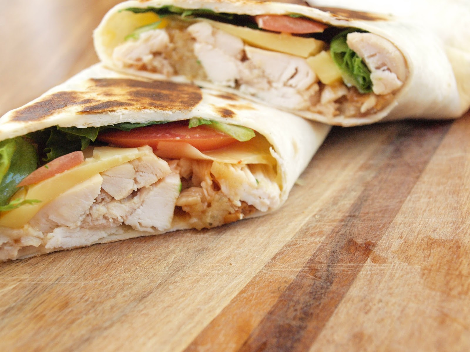 3pickles: Toasted Chicken Wrap & Happy Tummies Link Party #1