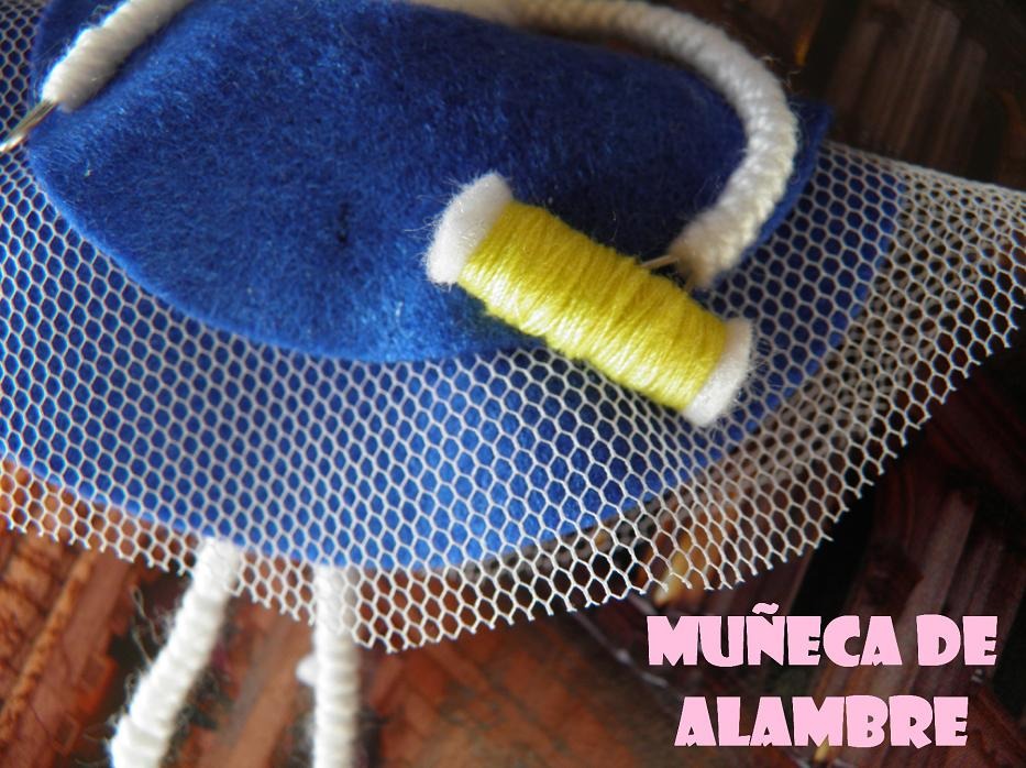 Mueca de alambre