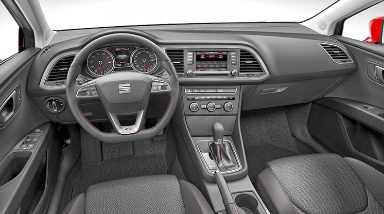 101 masini seat leon - Seat leon interior ...