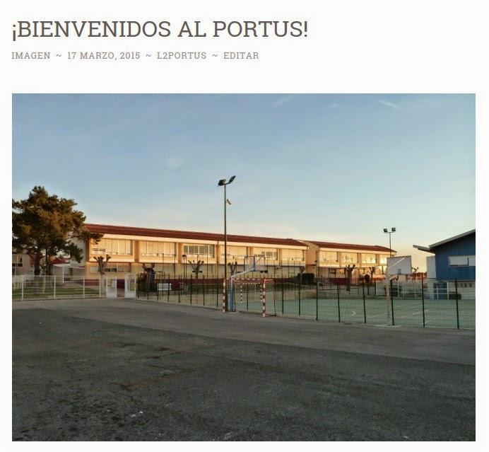 ¡Bienvenidos al Portus!