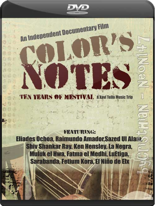 Colors Notes (Notas de Colores) (Castellano) (DVDSCR) (Audio AC3) (2011) (partes de 250 MB y 1 LINK) (Mirrors)