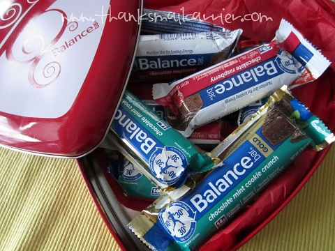 Balance Bar gift