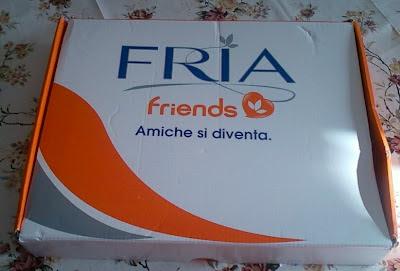 DIVENTA FRIA FRIEND E RICEVI PRODOTTI OMAGGIO!