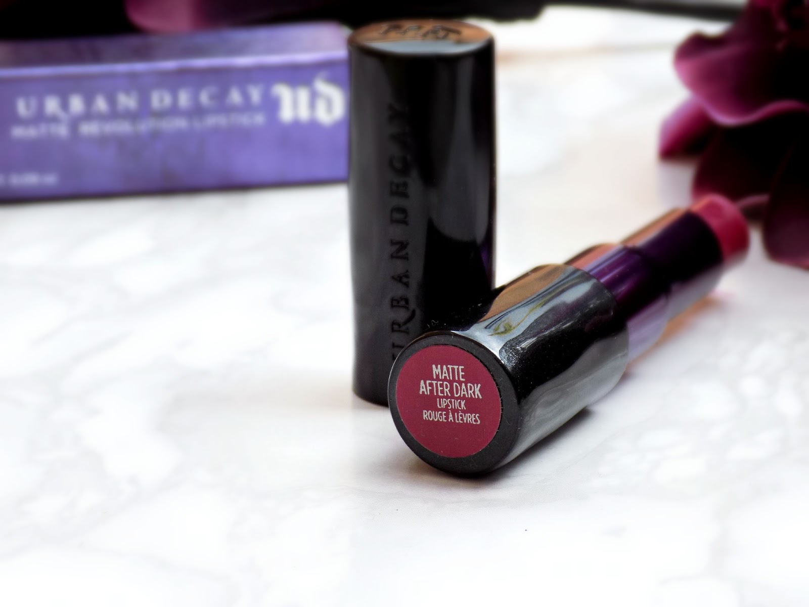 Urban Decay Matte Revolution Lipstick 'After Dark'