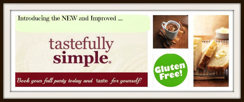Faith's Tastefully Simple Blog