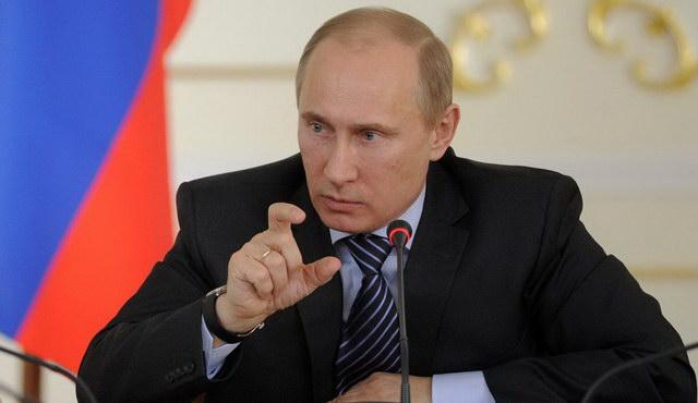 Οργή Πούτιν για τη Συρία: «Πείτε στον Ερντογάν τον δικτάτορα ότι θα πάει στην κόλαση με τους τζιχαντιστές»