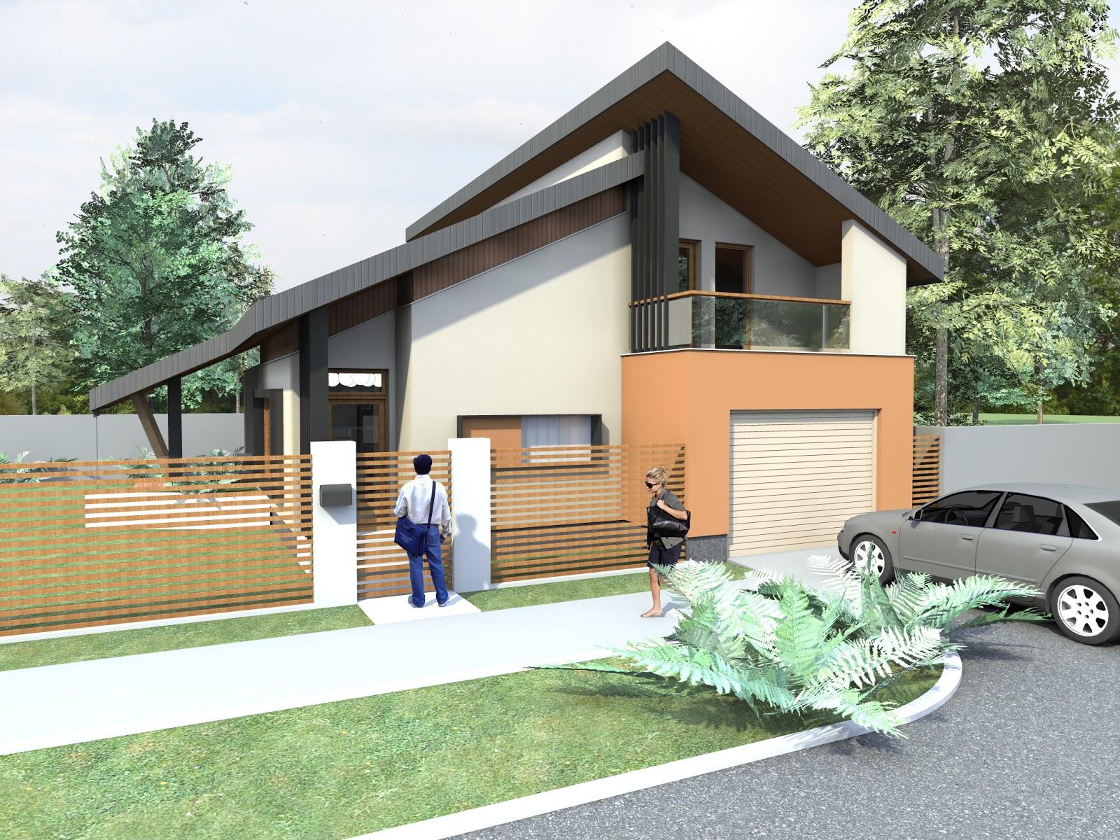 Arhiconstruct casa parter si mansarda proiect casa nb 51 for Youtube case cu mansarda