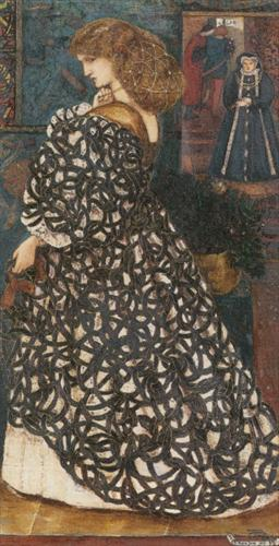 SIDONIA VON BORK DE EDWARD BURNE JONES