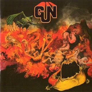 Gun - Gun album cover