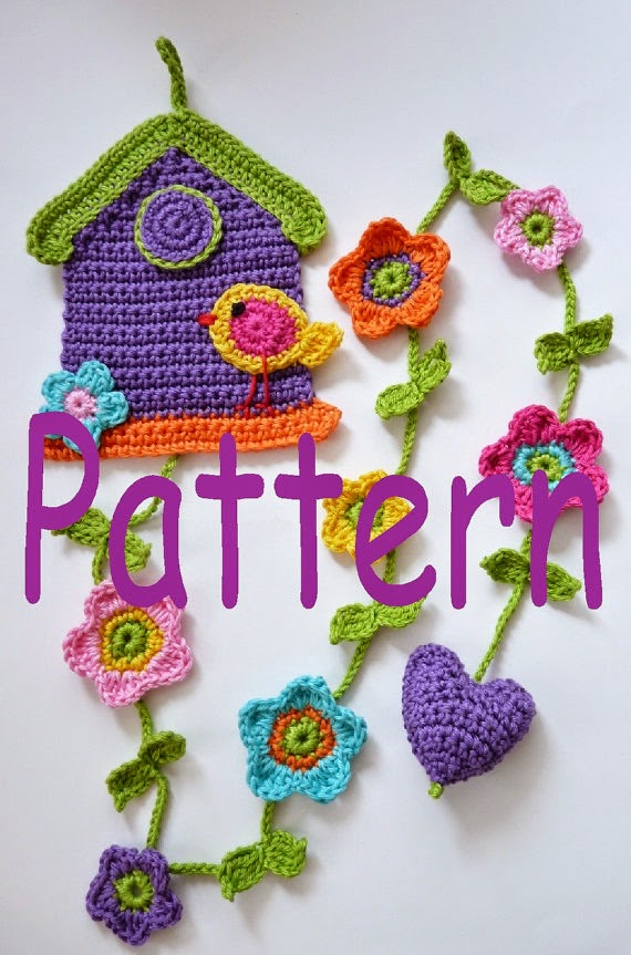 http://www.etsy.com/listing/150900309/crochet-pattern-for-birdhouse-us?ref=related-1