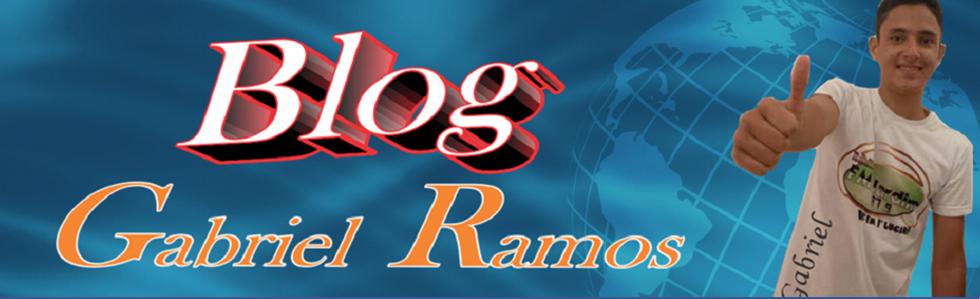 BLOG GABRIEL RAMOS