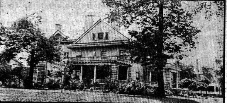 Dornberg House Stories Of Woodland Park 1622 Richmond