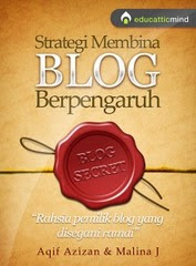 Ebook Strategi Membina Blog Berpengaruh