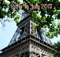 Paris in JULY 2017 !