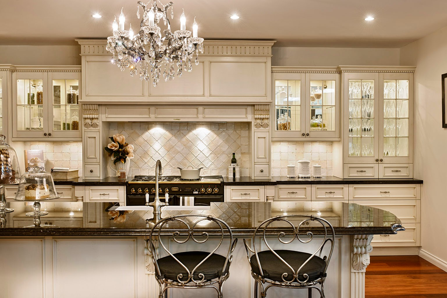 French Country Kitchen Cabinets Is A Part Of French Country Kitchen
