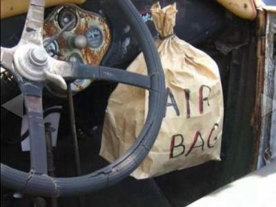 AirBag tabajara