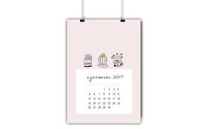 Kalendarz na czerwiec