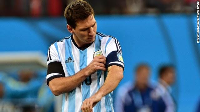 Ketika Leonel Messi Dikritik