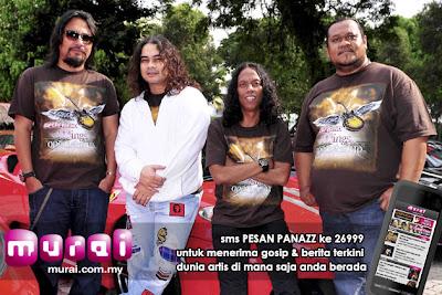 Wings, Berbangga, Kali, Kedua, Dipilih, Beraksi, IB, Istana Budaya, Artis Malaysia, Rock, Lagenda Rock, Hiburan, Malaysia