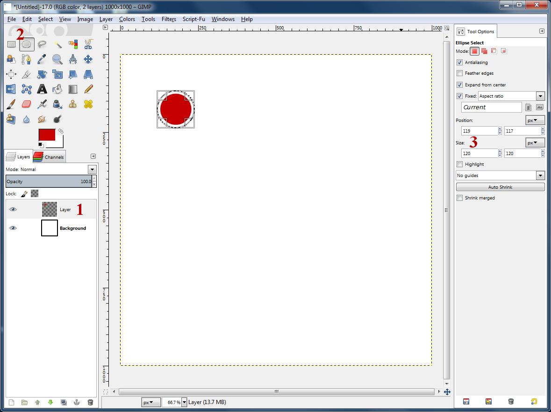 Creating Dots