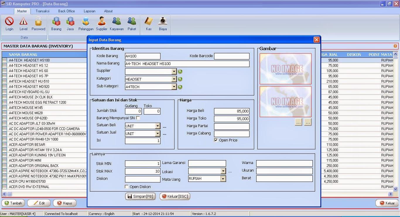 Pengertian Software (perangkat lunak) Komputer - Belajar Komputer Mu