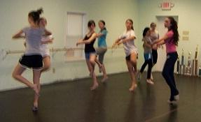 teen ballet class beginners charlotte