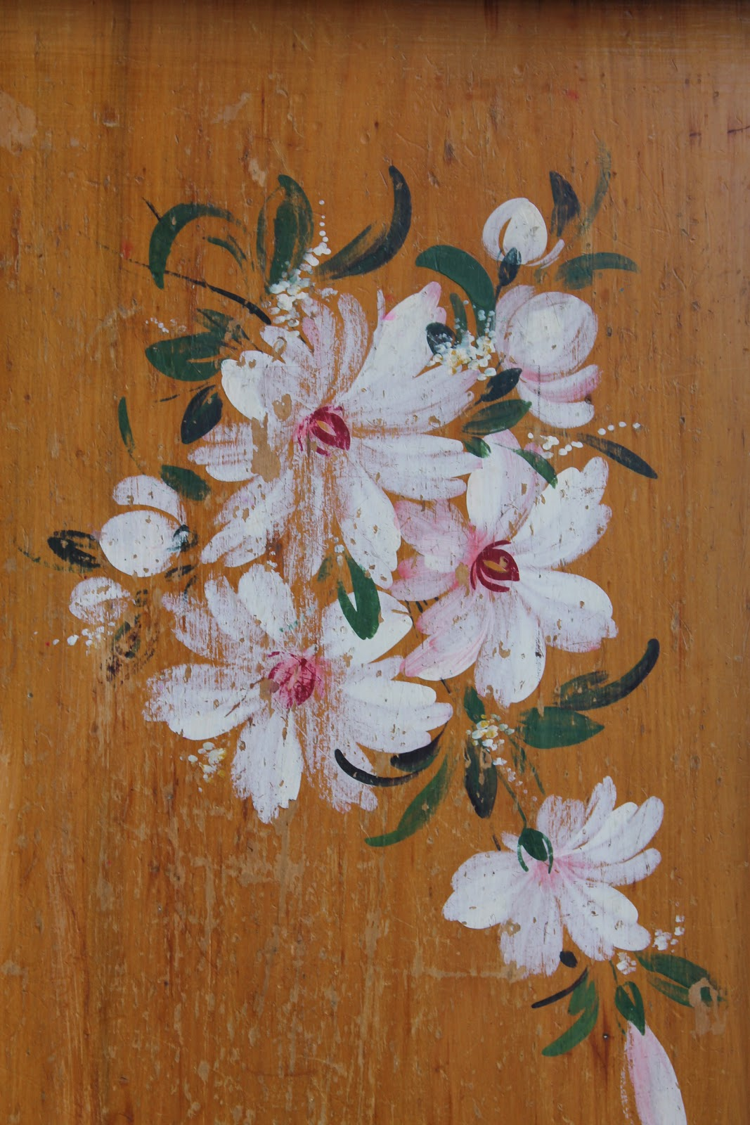 Fotos De Flores Pintadas A Mano - Flores Pintadas A Mano Hogar, Muebles Y Jardín
