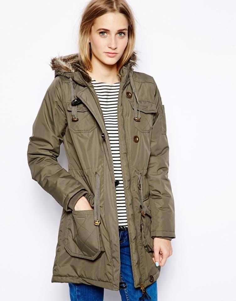 Winter Wear Coats & Jackets 2015 For Western Girls By Asos ...