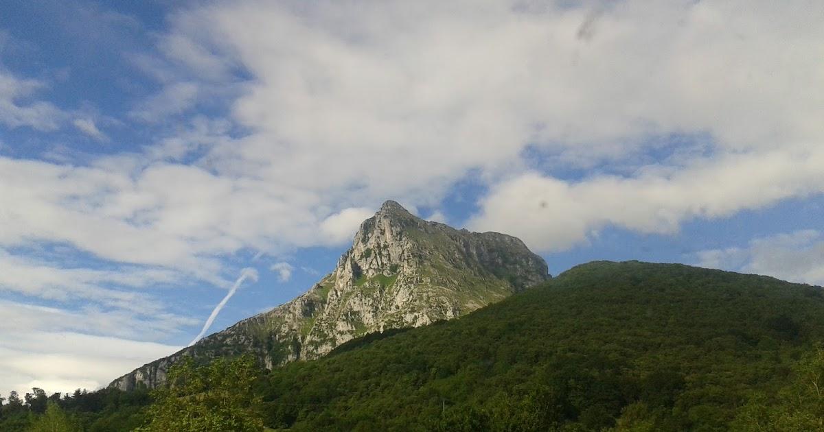Cantabria oriental rural escalada alpina el tunel del - El tiempo en el valles oriental ...