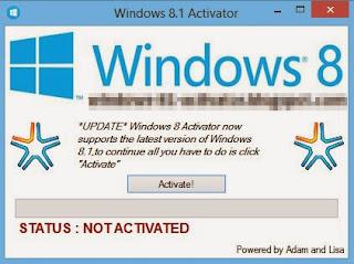 Download Windows 8.1 Activator