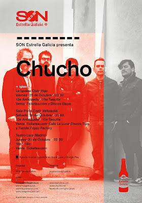 Chucho en concierto en Valladolid 26 de Octubre de 2013