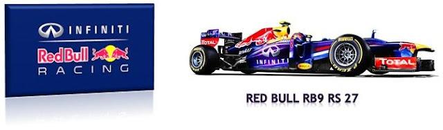 Equipo de F1 Red Bull 2013