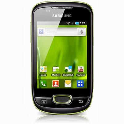 Samsung Galaxy Mini S 5570