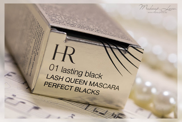 Review Helena Rubinstein Lash Queen Masara Pefect Blacks Erfahrung