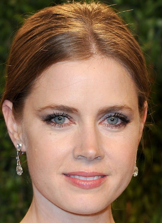 amy adams pos oscares maquilagem 2013, oscars party makeup 2013