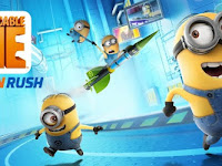 Download Game Android Despicable Me:Minion Rush APK+DATA