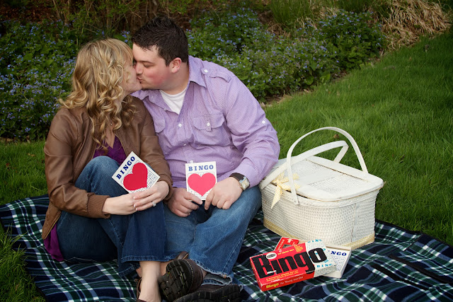 Engagement Picnic - Tammy Sue Allen Photography, Lansing, MI