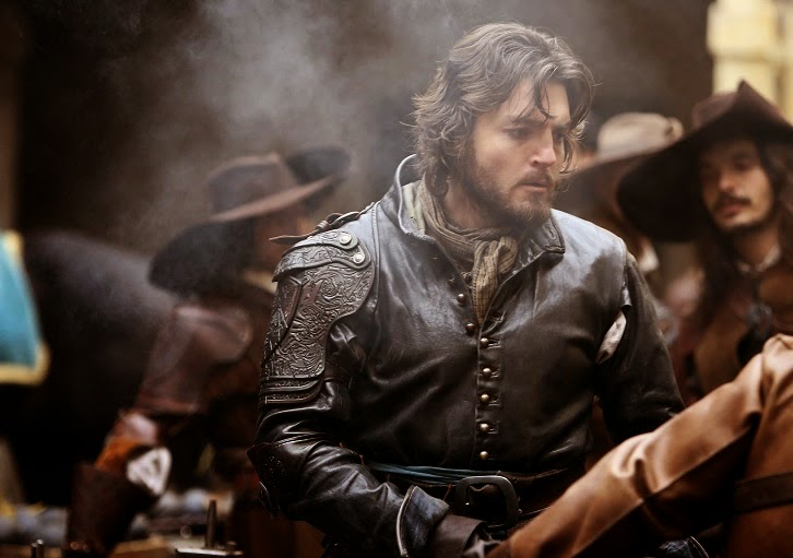 The Musketeers - Episode 2.10 - Trial and Punishment - Episode Info & Videos [25/03/15]