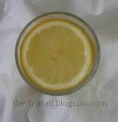 شراب تجربة العسل والليمون