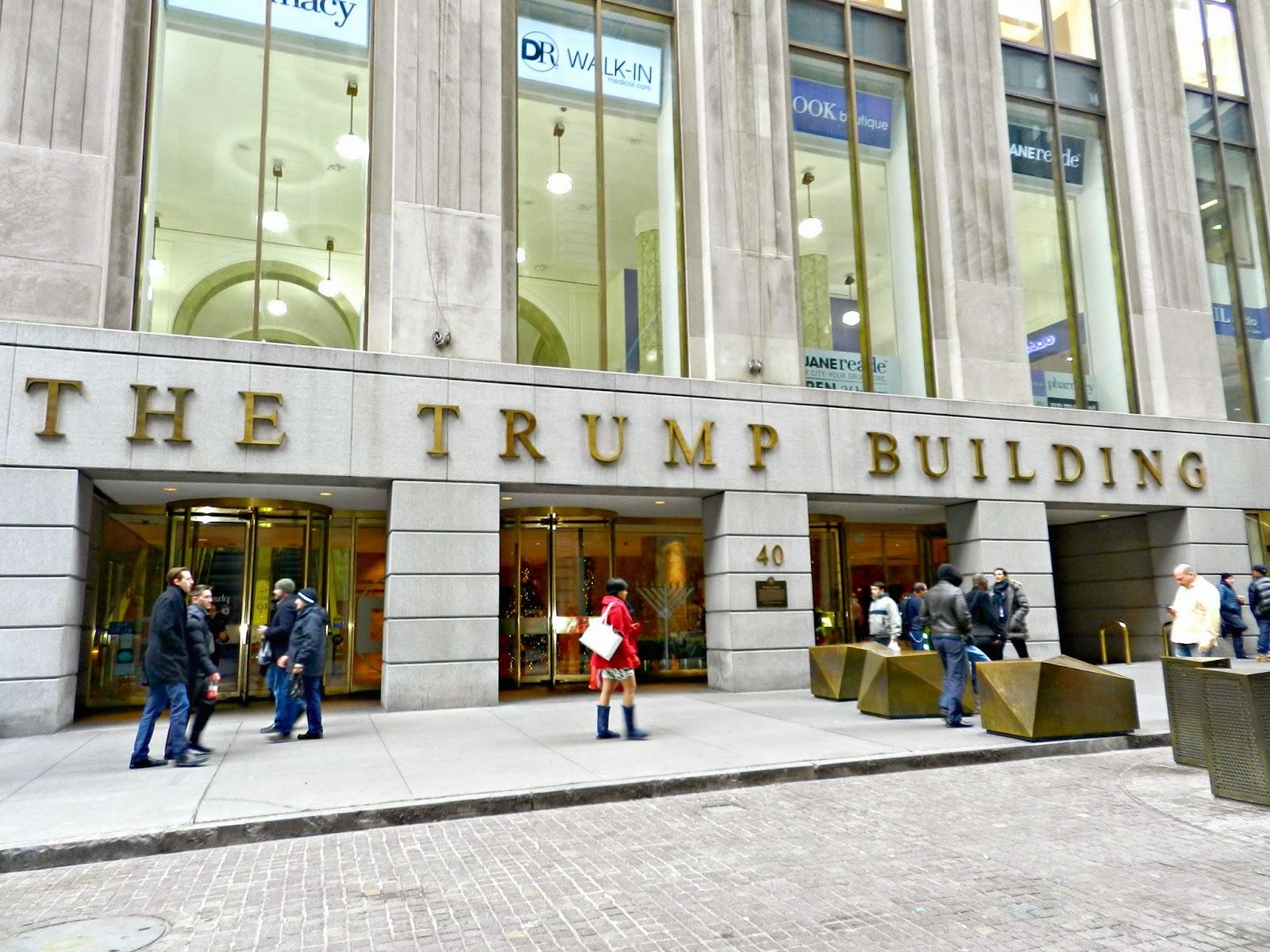 Trump Building New York