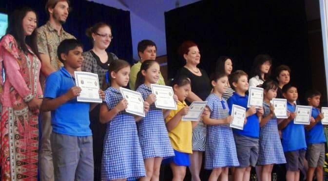 Bahasa Indonesia di Australia