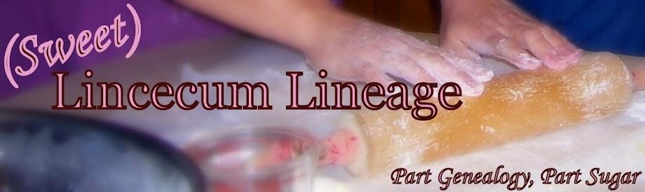 (Sweet) Lincecum Lineage