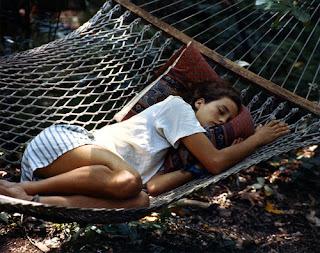 Dormir en hamaca