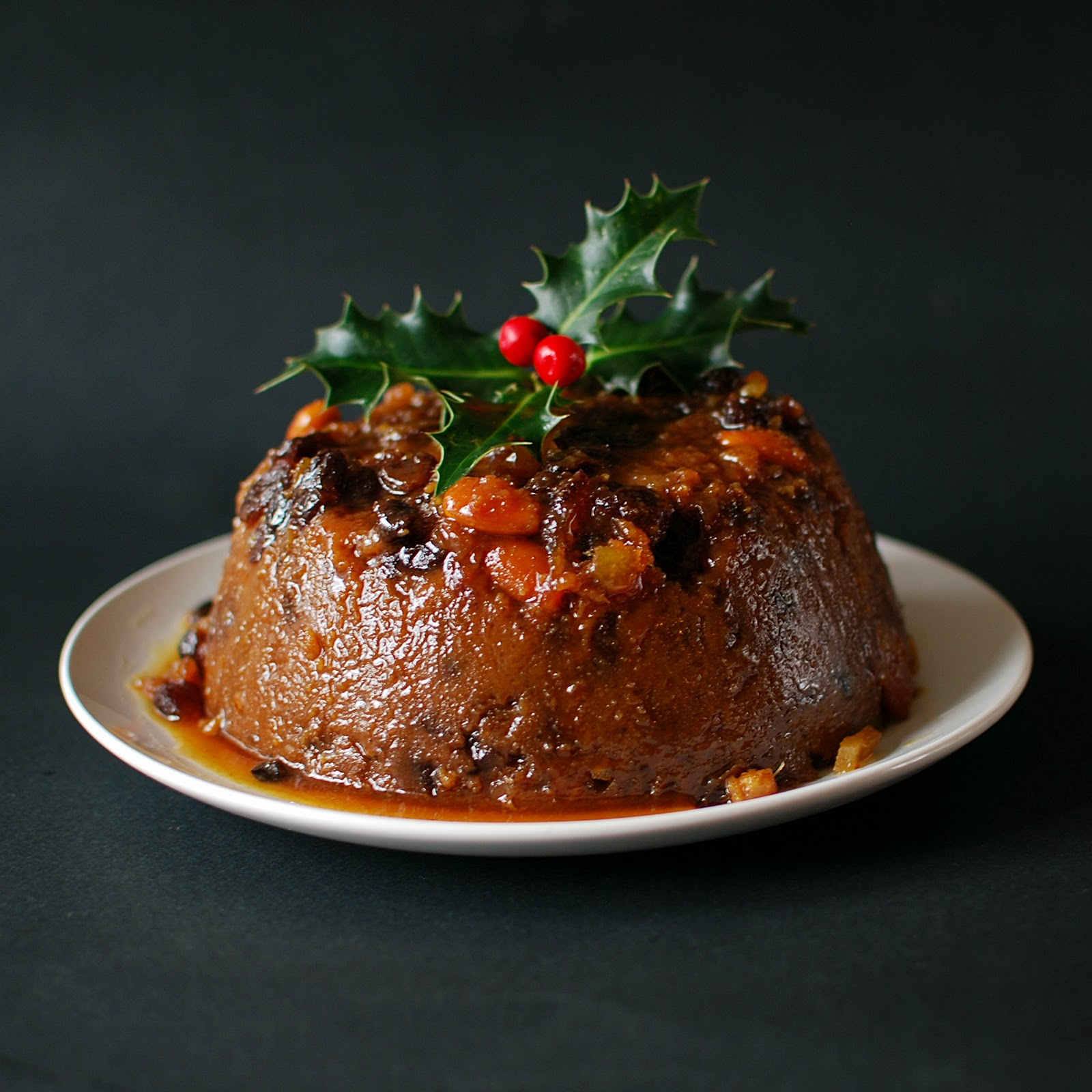 free from the three gluten free christmas pudding