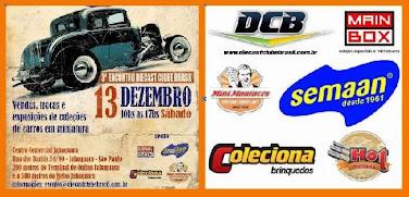 3º ENCONTRO DE COLECIONADORES DO DIECAST CLUBE BRASIL
