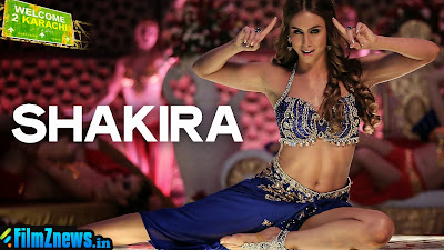 Shakira – Welcome To Karachi Song