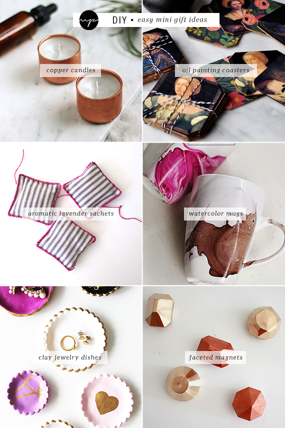 DIY: Easy mini gift ideas | My Paradissi